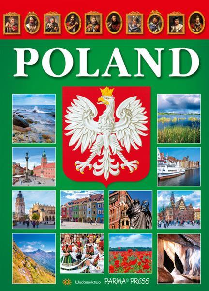 Polska. Wersja angielska