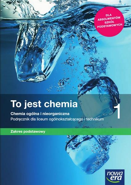To jest chemia 1. Chemia ogólna i nieorganiczna. P