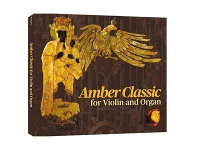 Amber Classic for Violin and Organ CD