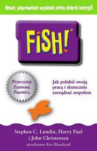 FISH JAK POLUBIĆ SWOJĄ PRACĘ I SKUTECZNIE.. outlet