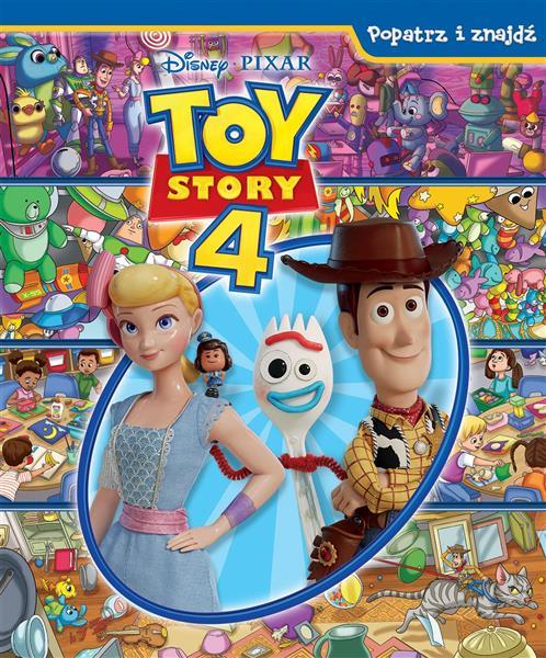 Disney Pixar Toy Story 4. Popatrz i znajdź