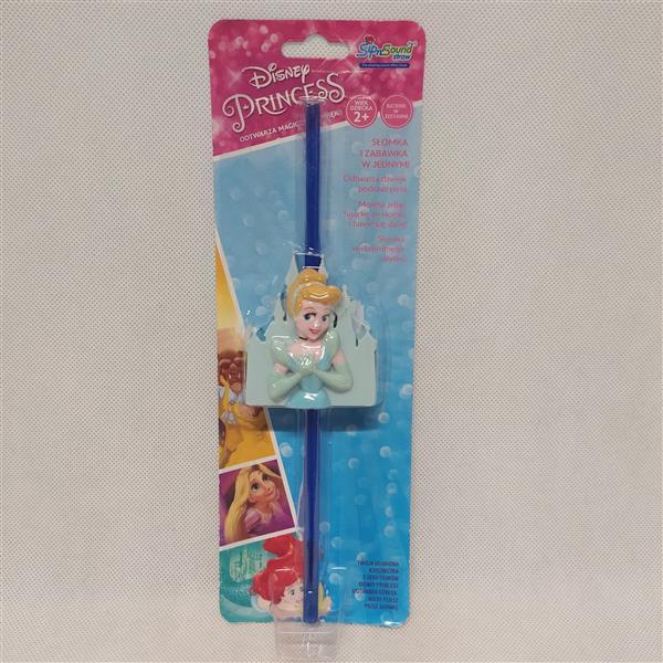 Słomka Disney Princess - Kopciuszek