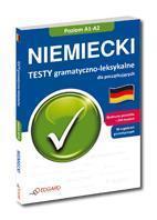 Testy gramatyczno-leksykalne. Niemiecki  OUTLET
