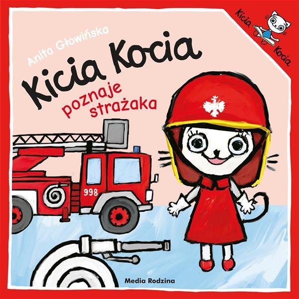 Kicia Kocia poznaje strażaka w.2019