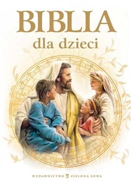 Biblia dla dzieci (OT) OUTLET