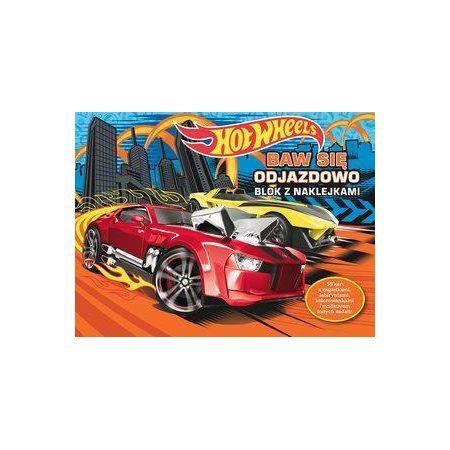 Hot Wheels Baw się odjazdowo