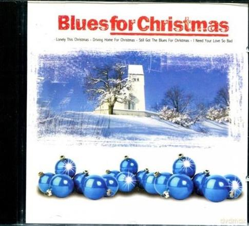 Blues for Christmas CD