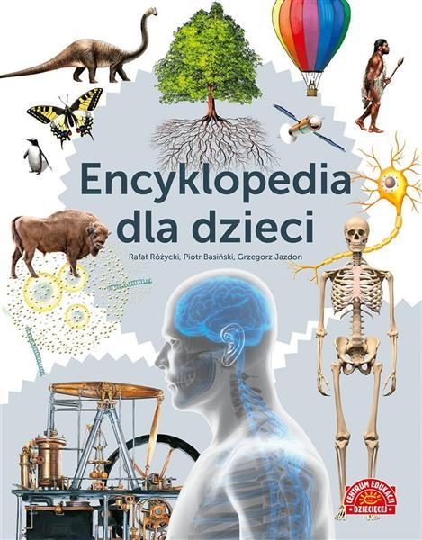 Encyklopedia dla dzieci OUTLET