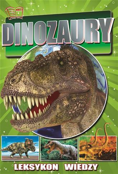 Leksykon wiedzy. Dinozaury outlet