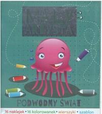 Mały artysta. Podwodny świat