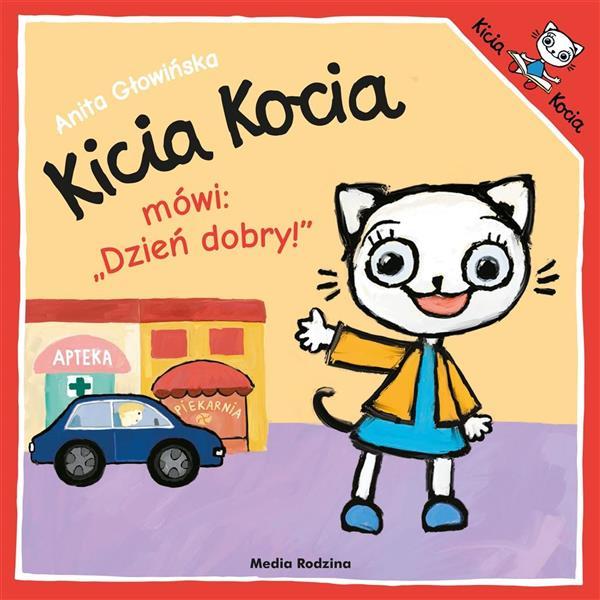 Kicia Kocia mówi: