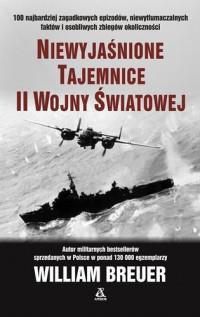Niewyjaśnione tajemnice II wojny outlet