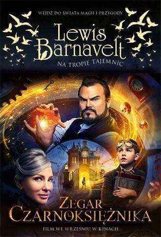 ZEGAR CZARNOKSIĘŻNIKA LEWIS BARNAVELT