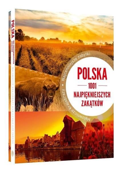 Polska. 1001 najpiękniejszych zakątków outlet