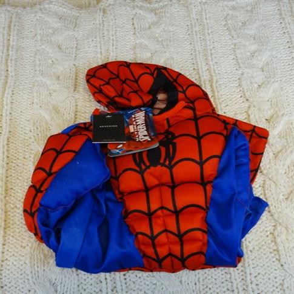 Kostium SPIDER-MAN MARVEL RESERVED, rozm 110/116