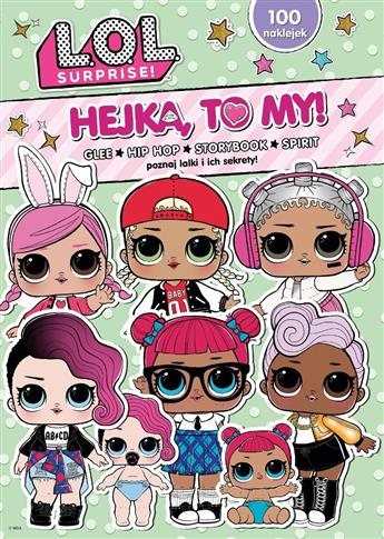 L.O.L. Surprise! Hejka, to my! Glee