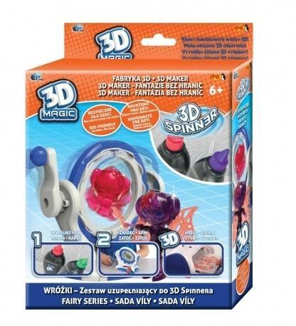 3D Magic - Fabryka 3D - zestaw uzupełniający