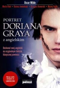 PORTRET DORIANA GRAYA Z ANGIELSKIM WYD. 2016outlet