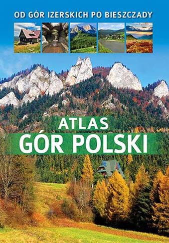Atlas gór Polski  OUTLET