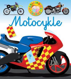 Naklejkowa zabawa Motocykle