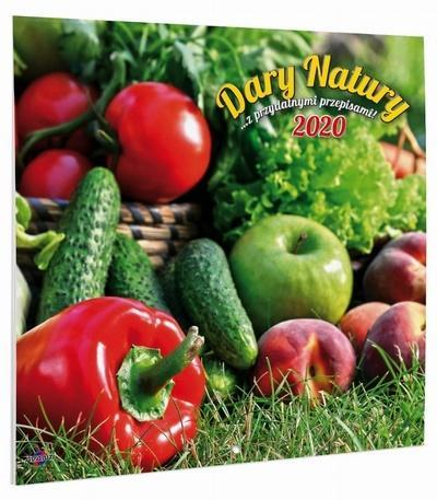 Kalendarz Albumowy Duży DARY NATURY KAD-3 OUTLET