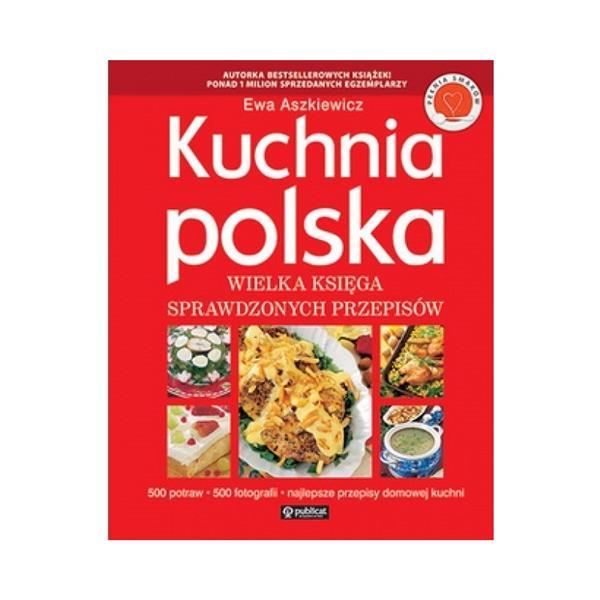 Kuchnia polska Wielka księga przepisów outlet