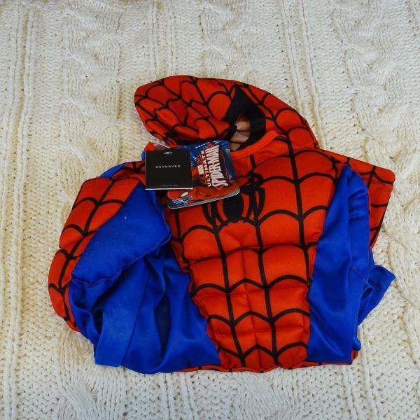 Kostium SPIDER-MAN MARVEL RESERVED, rozm 92