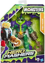 Hero Mashers Monsters Fish Hook