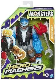 Hero Mashers Monsters Iron Vulf