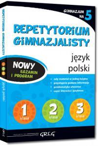 JĘZYK POLSKI REPETYTORIUM GIMNAZJALISTY outlet