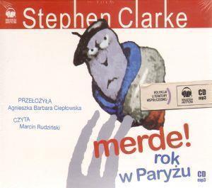Merde! Rok w Paryżu audiobook OUTLET