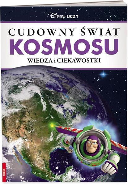Cudowny świat kosmosu. Wiedza i ciekawostki