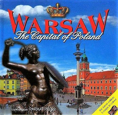 Warszawa. Stolica Polski, wersja angielska