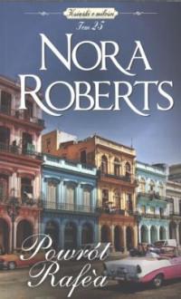 Powrót Rafe'a N.Roberts pocket outlet