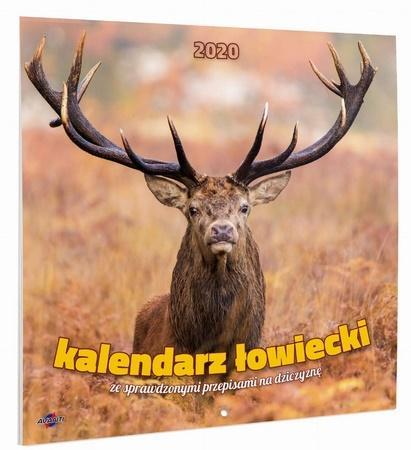 Kalendarz Albumowy Duży ŁOWIECKI KAD-4 OUTLET