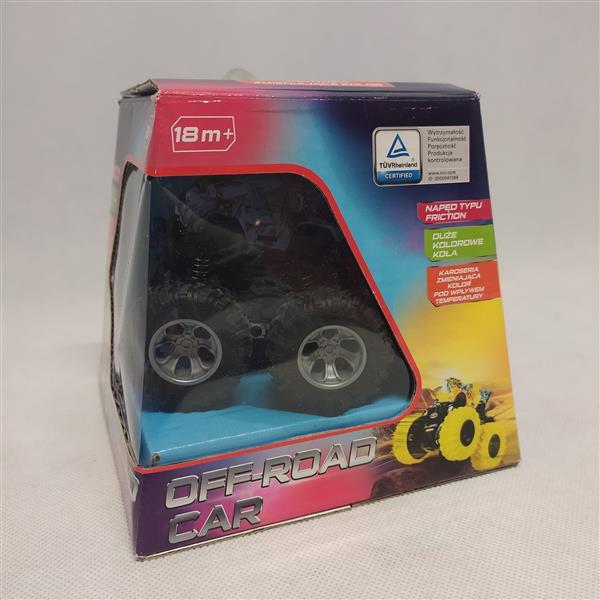 Zabawka Samochód Off-road