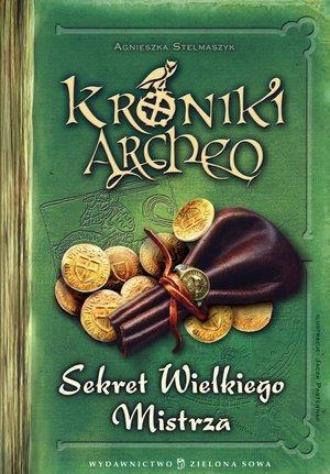 SEKRET WIELKIEGO MISTRZA KRONIKI ARCHEO outlet