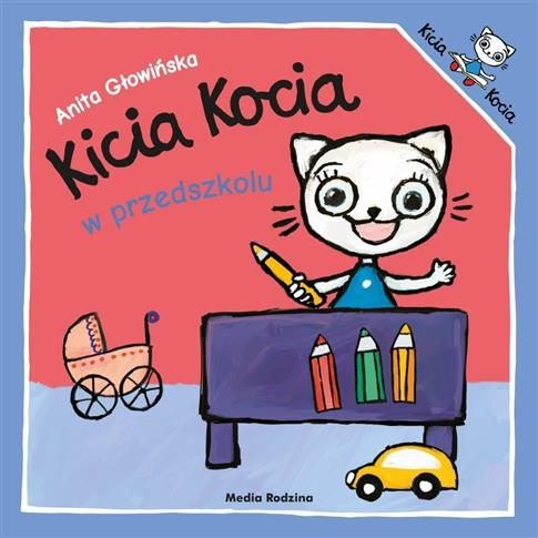 Kicia Kocia w przedszkolu w.2019