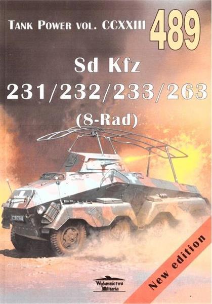 Sd Kfz 231/232/233/263 (8-Rad) Tank Power vol. 489