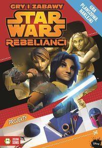 Star Wars Rebelianci. Gry i zabawy outlet