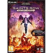 Saints Row: Gat out of Hell PC PL