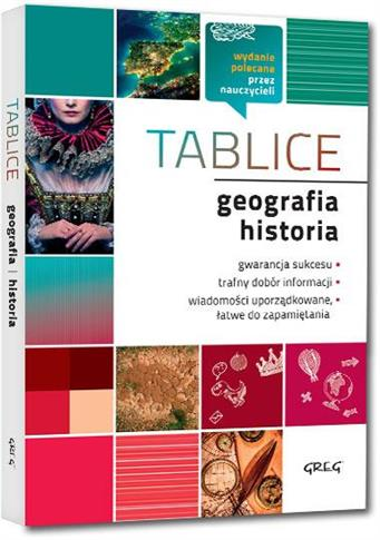 GEOGRAFIA I HISTORIA TABLICE BR OUTLET