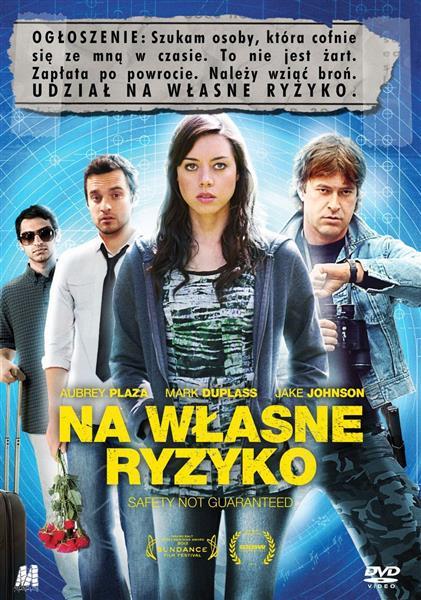 NA WŁASNE RYZYKO DVD