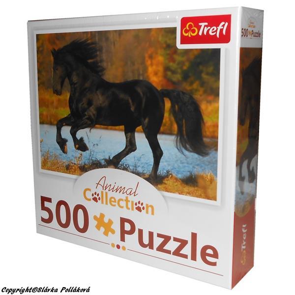 Puzzle Trefl. Animal Collection