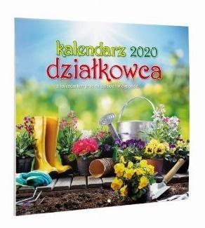 Kalendarz Albumowy Duży DZIAŁKOWCA KAD-1 OUTLET