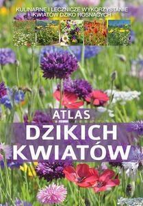 Atlas dzikich kwiatów  OUTLET