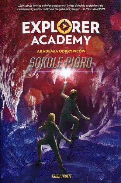 Explorer Academy. Tom 2. Sokole pióro
