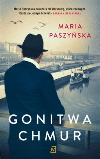 Gonitwa chmur Maria Paszyńska OUTLET