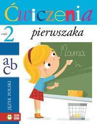 Ćwiczenia pierwszaka cz.2 polski NOWE