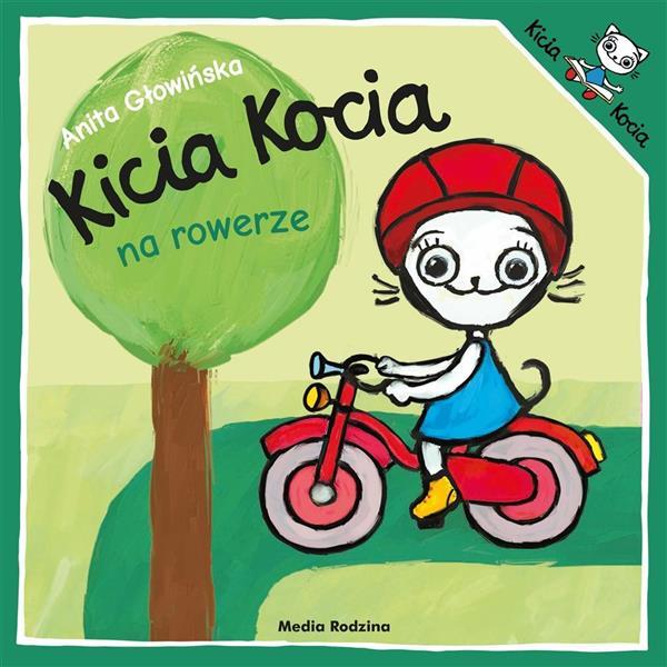Kicia Kocia na rowerze w.2019